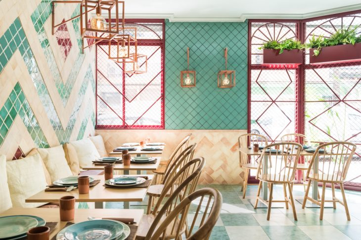 Albabel Restaurant by Masquespacio