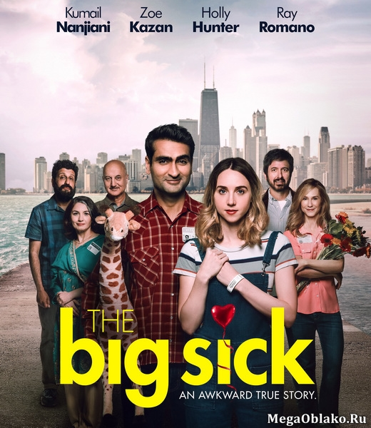 Любовь – болезнь / The Big Sick (2017/WEB-DL/WEB-DLRip)