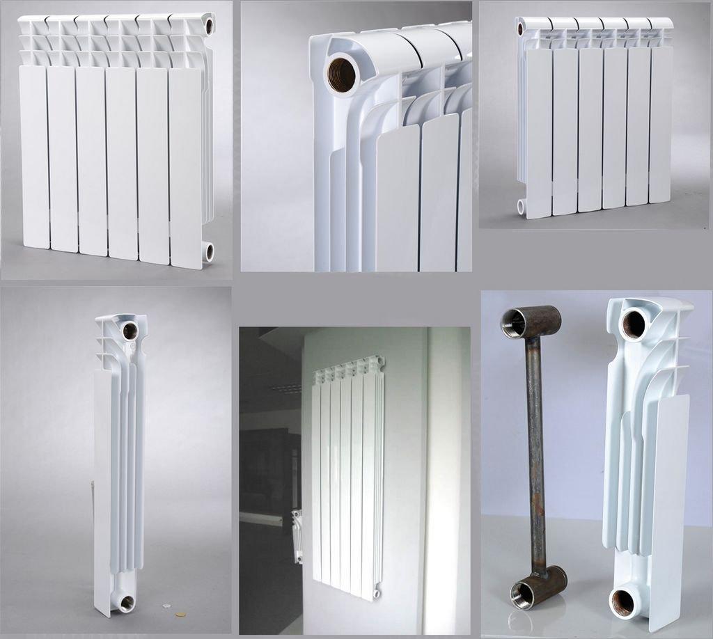 Подробнее об алюминиевых радиаторах от компании Килоджоуль