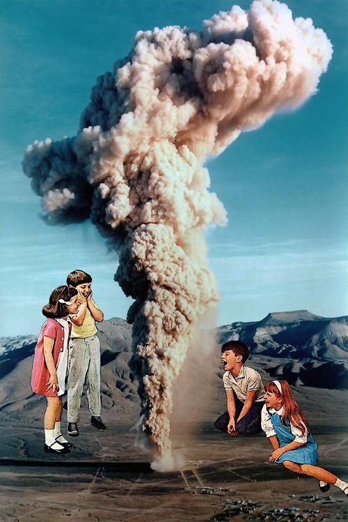 Modern Vintage Collage - Eugenia Loli