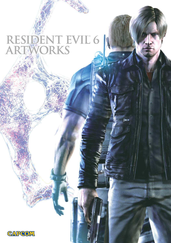 Resident Evil 6 Artworks (14 pics)