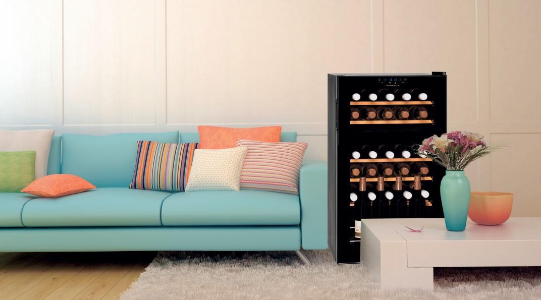 Винные шкафы в Краснодаре - Dunavox - купить винный шкаф Краснодар