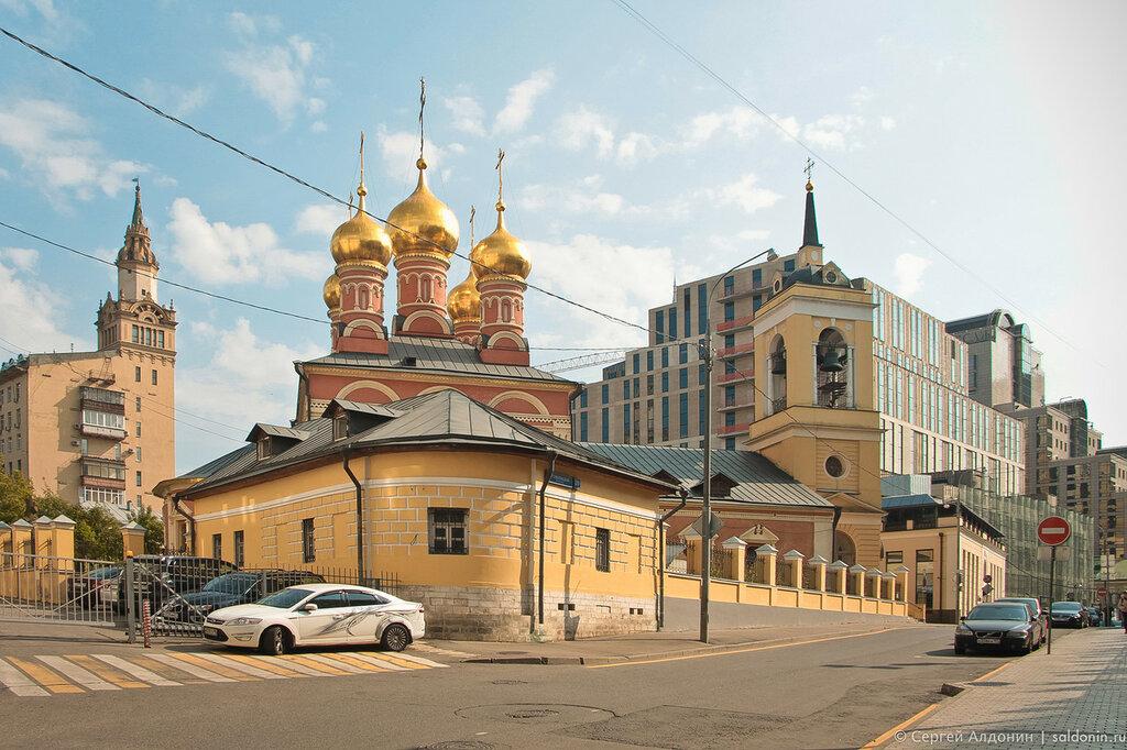 Храм Святителя Николая на Щепах