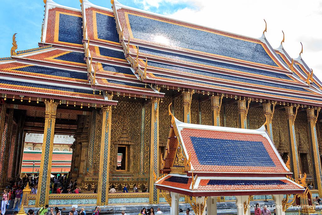 храм изумрудного будды фото
