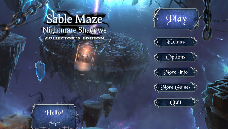 Sable Maze 7: Nightmare Shadows CE