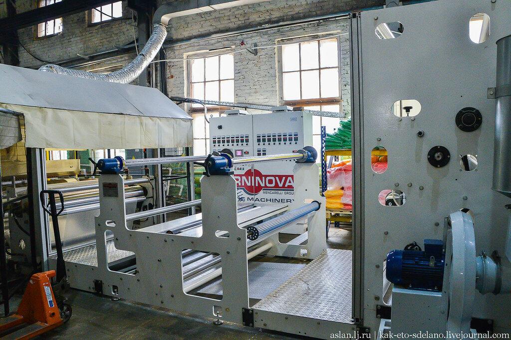 станок для производства пузырьковой пленки бета-куверт