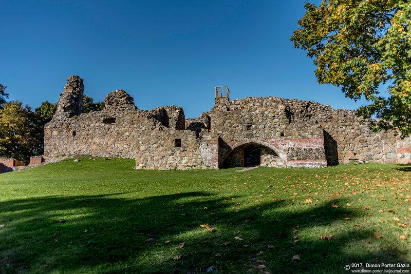 Каарина. Эпископский замок Куусисто