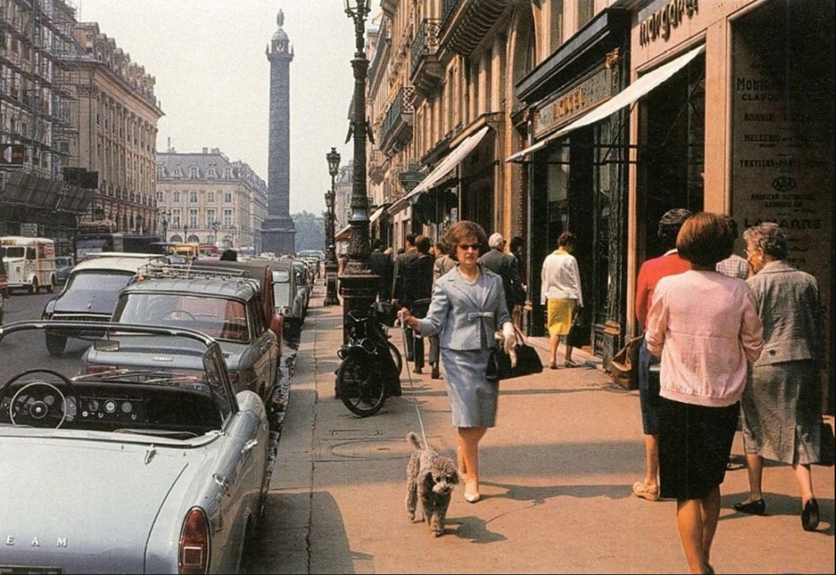 1955. Рю де ла Пэ
