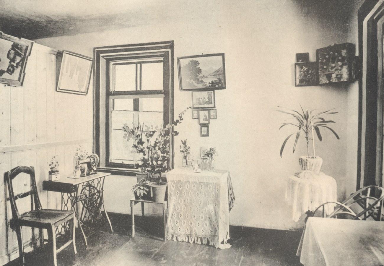 Квартира семейного рабочего