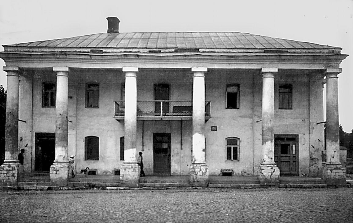 Гостиный двор. Южный корпус