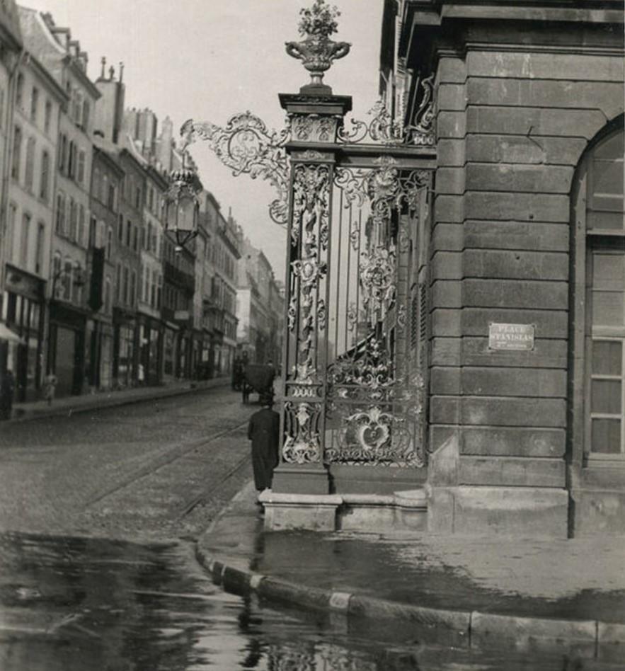 1950. Площадь Станислава