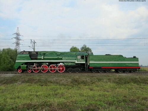 паровоз П36-0110 _450