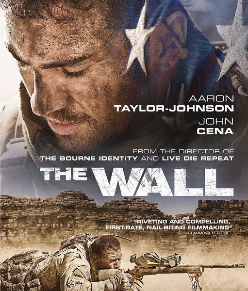 Стена / The Wall (2017/WEB-DL/WEB-DLRip)