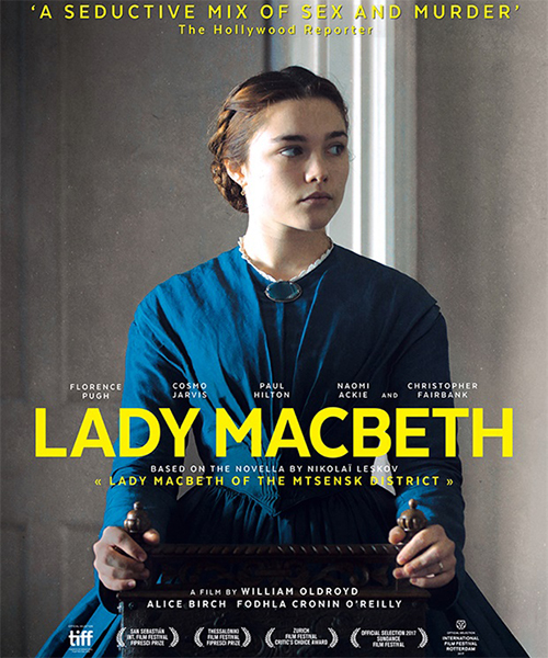 Леди Макбет / Lady Macbeth (2016/WEB-DLRip)
