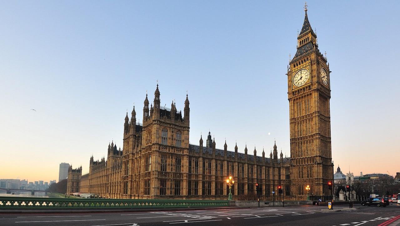Big Ben in London, Биг-Бен