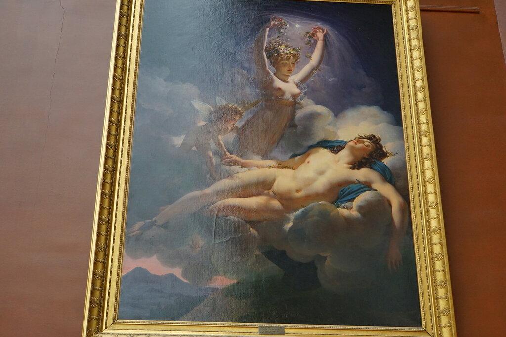Герен Пьер Нарцисс. Аврора и Кефал