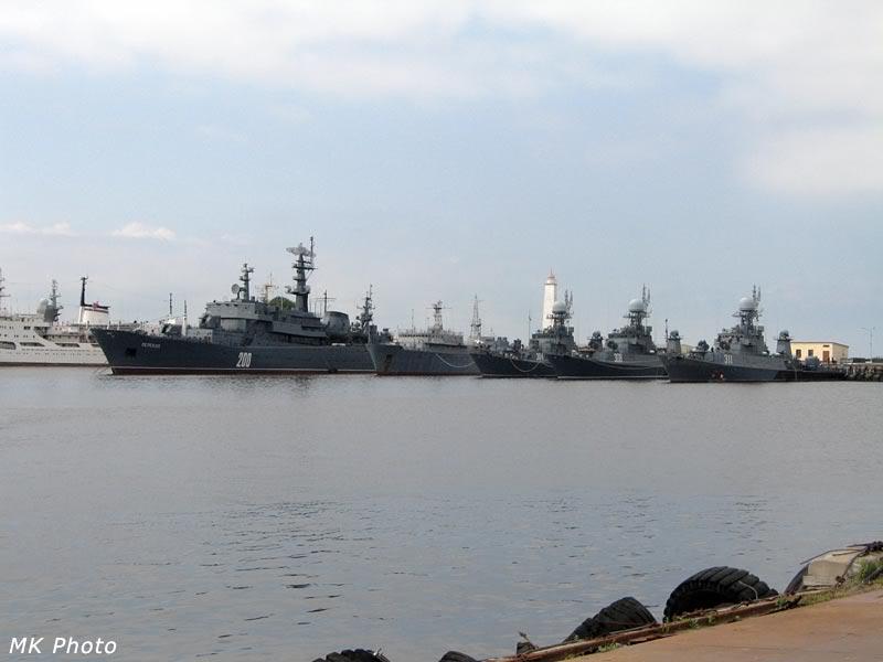 Учебные военные корабли