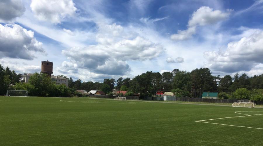 Власти пообещали провести ремонт спортивного объекта в Людинове