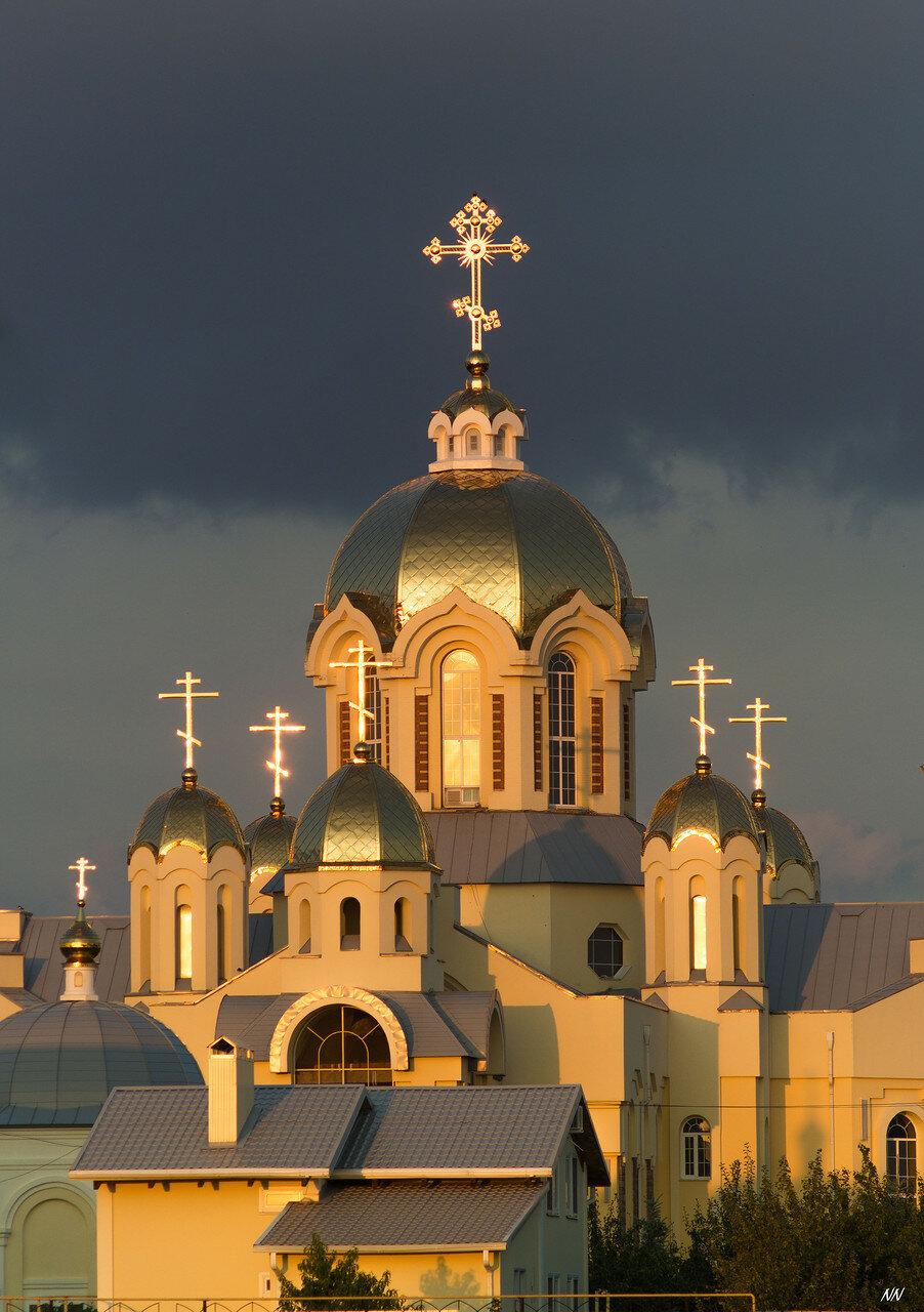 Свято-Ильинский кафедральный  собор в г. Россошь