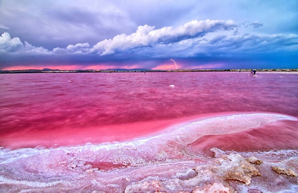 Самые яркие и красочные места на земле
