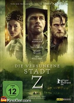 Die versunkene Stadt Z (2016)