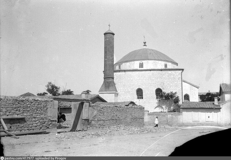 Мечеть Муфти-Джами, 1897 г., Феодосия