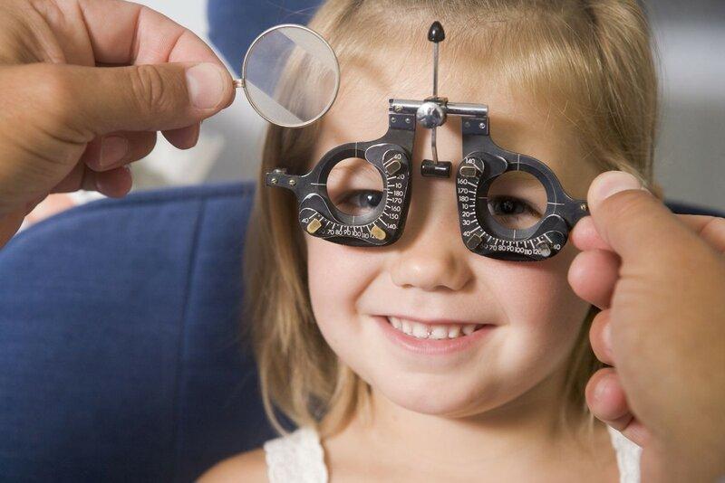 Может ли ребенок родиться близоруким или дальнозорким?