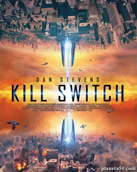 Передельщик / Kill Switch (2017/WEB-DL/WEB-DLRip)