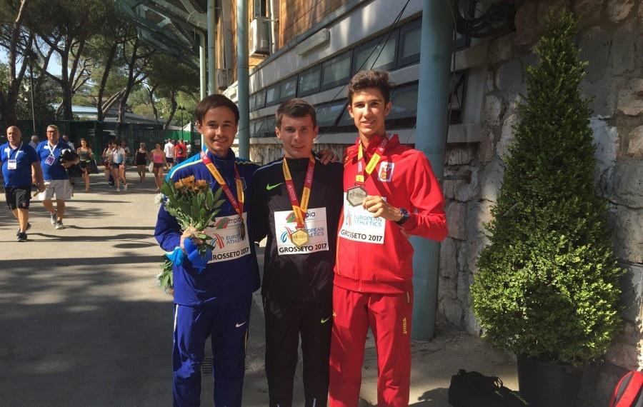 Широбоков завоевал сереброЧМ входьбе на20 километров