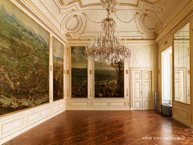 Зимний дворец в Вене