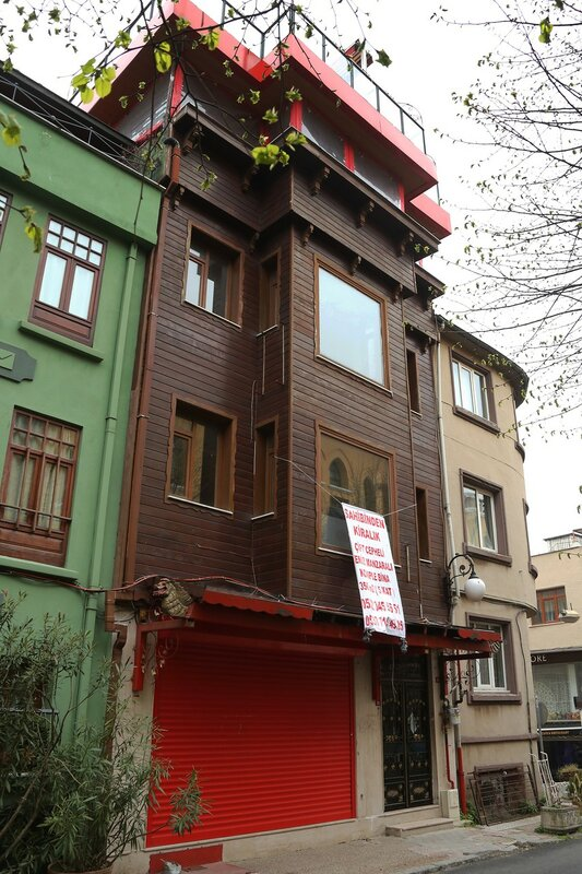 Стамбул. Улица Кутлугюн (Kutlugün Sokak)