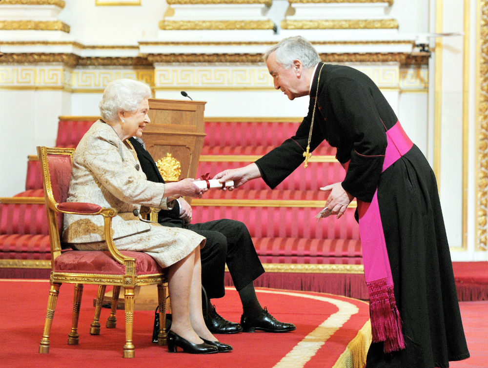 Не могут быть католиками Хотя этот закон и был изменен в 2011 году и избавил королевскую семью от за