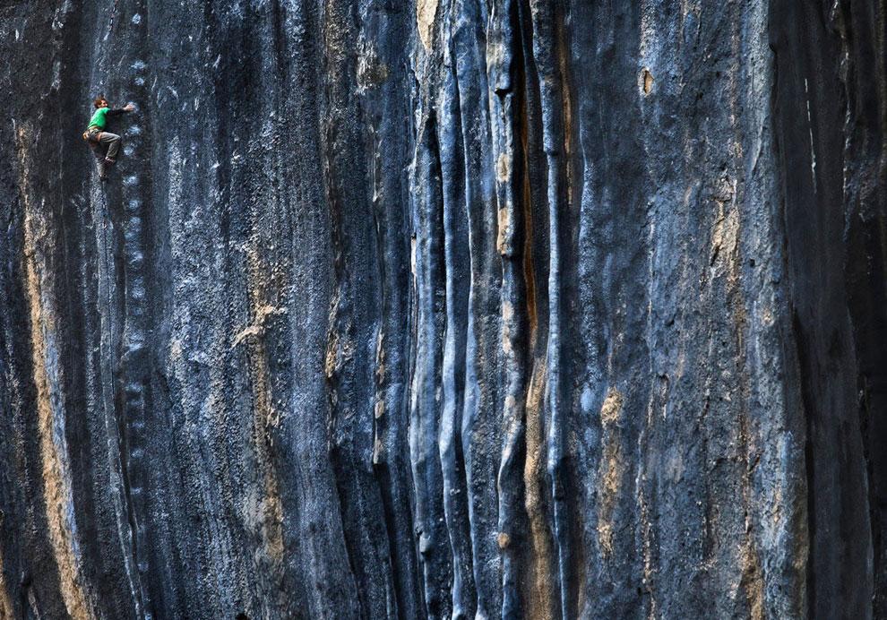 Ледник Перито Морено, Патагония, Аргентина. (Фото Juan Cruz Rabaglia   Red Bull Illume):