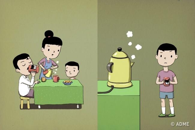 Иногда мы недооцениваем степень привязанности ребенка ккаким-то предметам. Усаживая чадо ненаего
