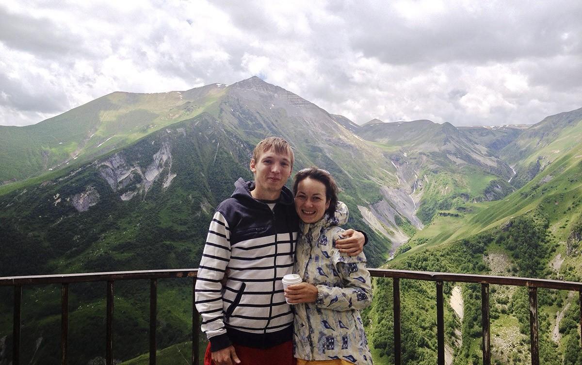 1. Елена и Алексей Куликовы о своём путешествии в Грузию # Почему Грузия За месяц до отъезда каждую