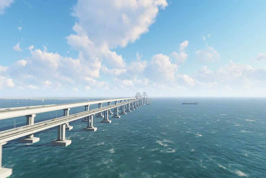 15. Согласно существующему графику, автодорожная часть моста должна быть построена к декабрю 20