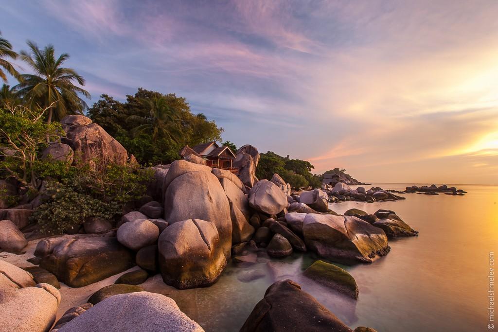 Нестандартный Таиланд: Ко Тао (30 фото)