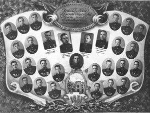 Ленинградское Краснознамённое Военно-инженерное училище им. Жданова. 1951