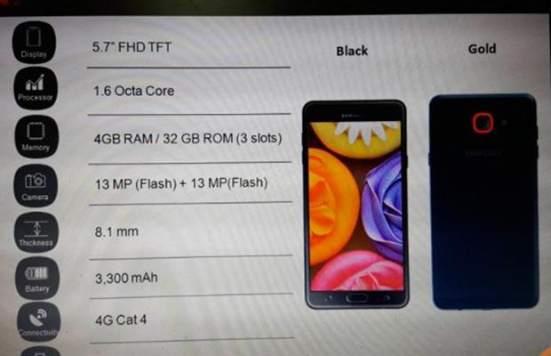 Защищенный смартфон Самсунг Galaxy S8 Active впервый раз нафото