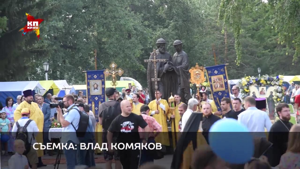 20170716-10-00-В Новосибирске установили памятник Николаю II и Цесаревичу Алексею-pic2