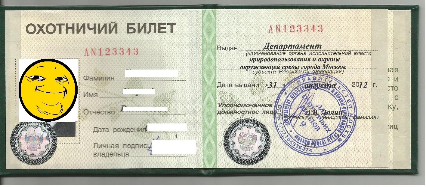 Как стать владельцем огнестрела в России