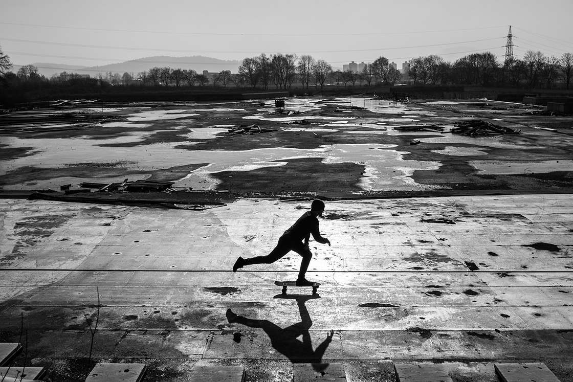 Skateboarding and Architecture - The captivating photos of Luke Paige