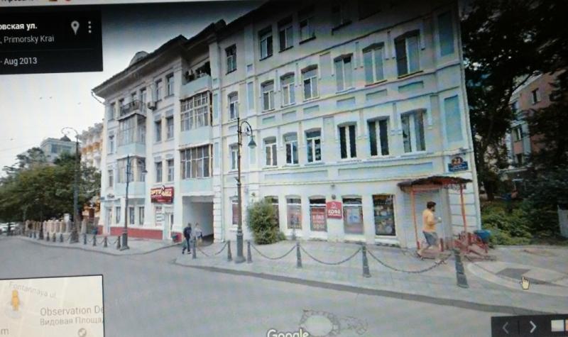 Владивосток,  Семеновская  (Колхозная) ул,  дом  21