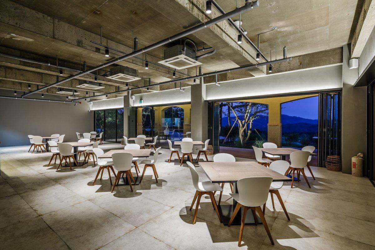 Клубный дом Namchon в Южной Корее