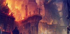 Цитадель Продитор, что за последние 300 лет увеличилась минимум раз в десять, расположена в столице клана Одда