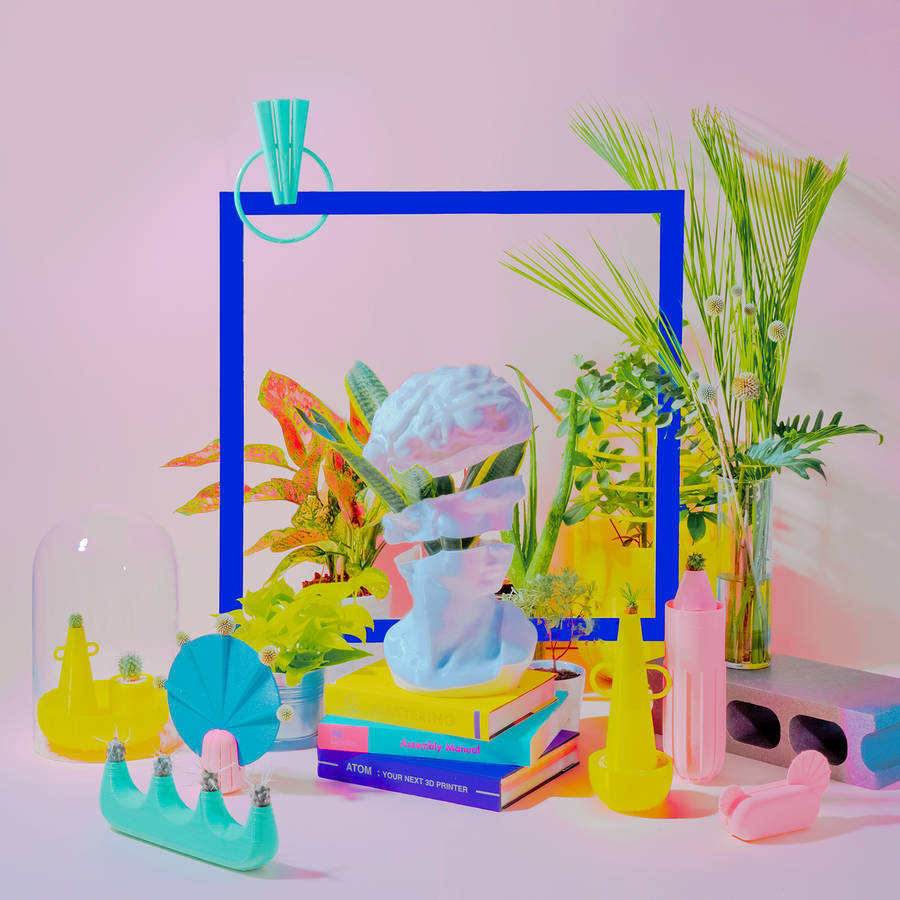 Materialize Project by Sydney Sie
