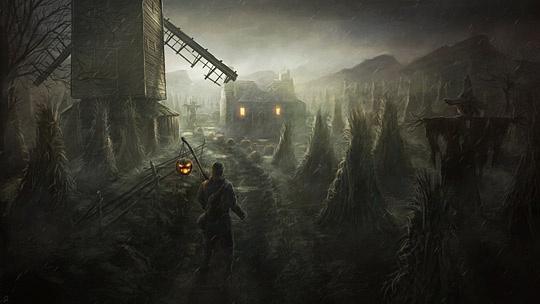 (Really) Hot Halloween Illustrations