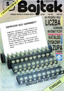 Журнал: Bajtek (на польском) - Страница 2 0_12c2d2_326c71e1_orig