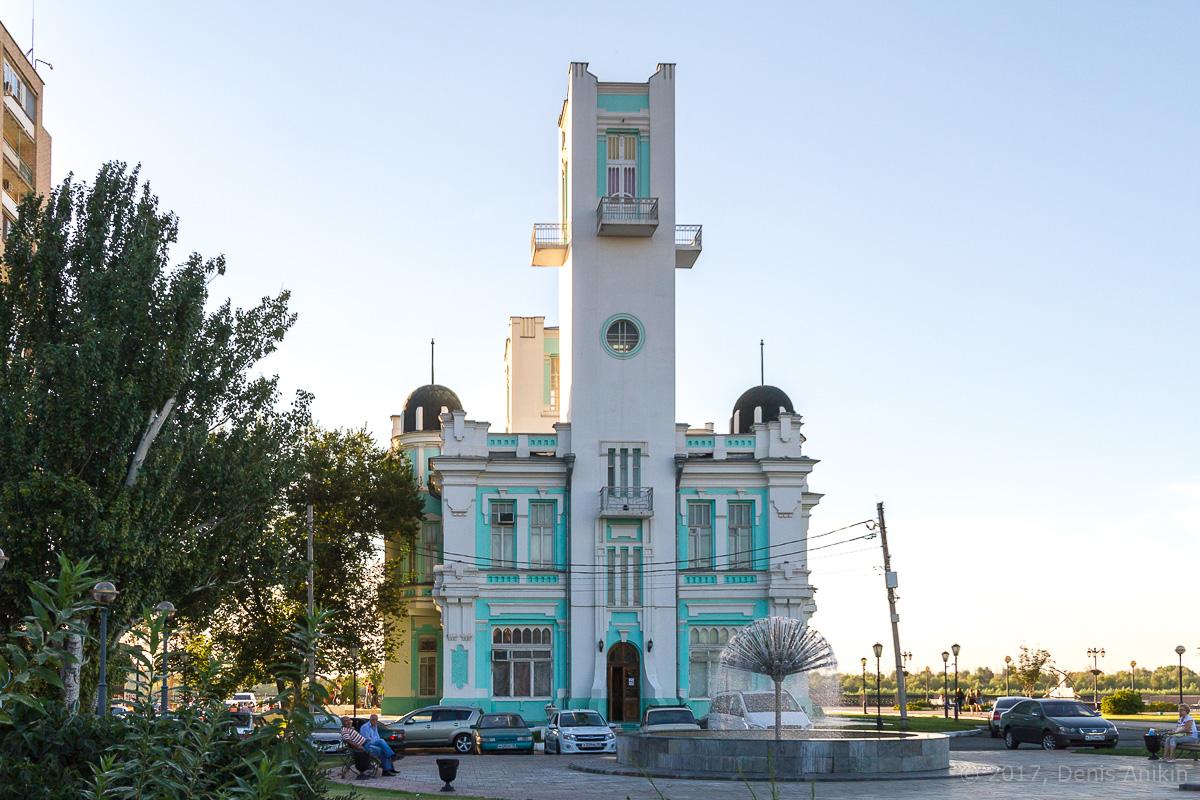Здание ЗАГС Астрахань фото 5