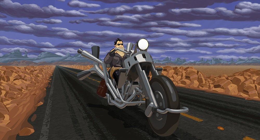 Видеоигра «Full Throttle» теперь на iOS
